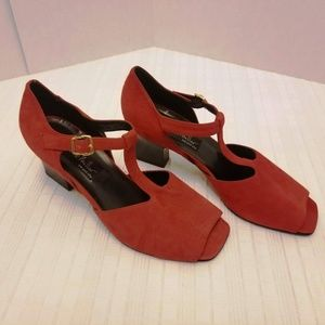 Nicole Miller Shoes - NWOB Nicole Miller Mary Jane's (Made in Italy) 8.5